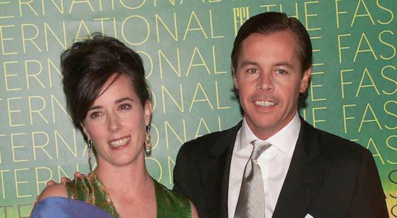 Andy Spade Breaks Silence After Wife, Kate Spade's Suicide