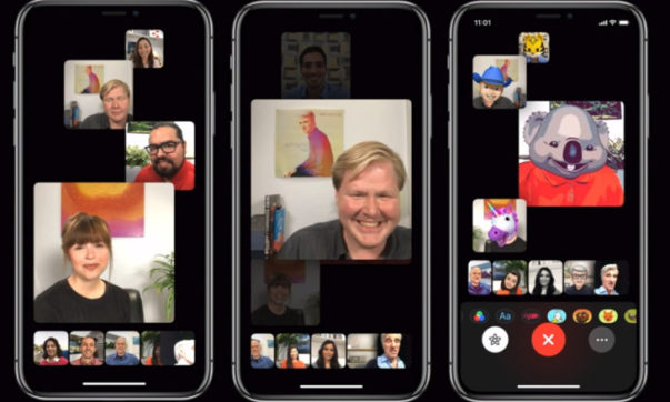 Apple is Finally Adding Group FaceTime in iOS 12
