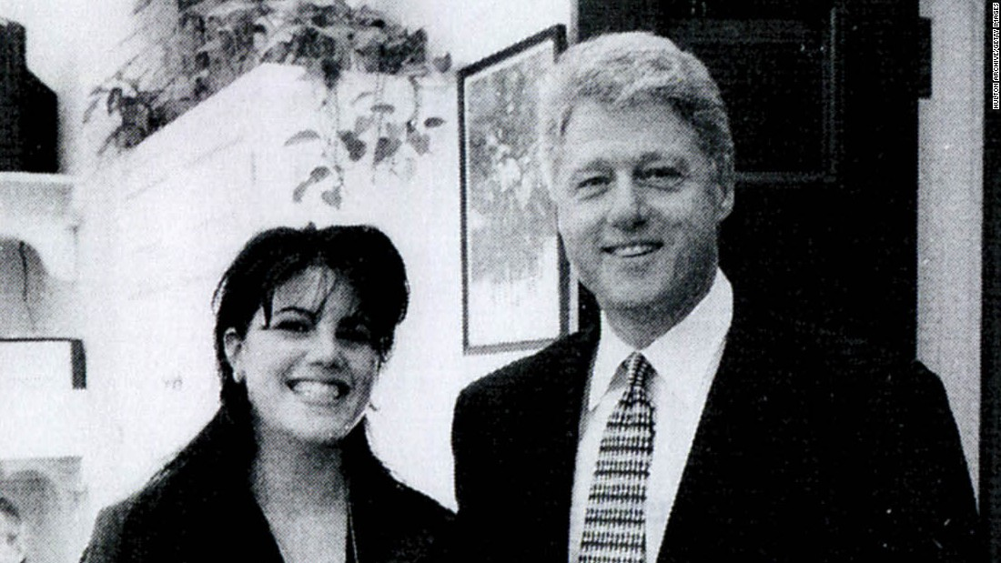 Bill Clinton Says He Doesn't Owe Monica Lewinsky an Apology