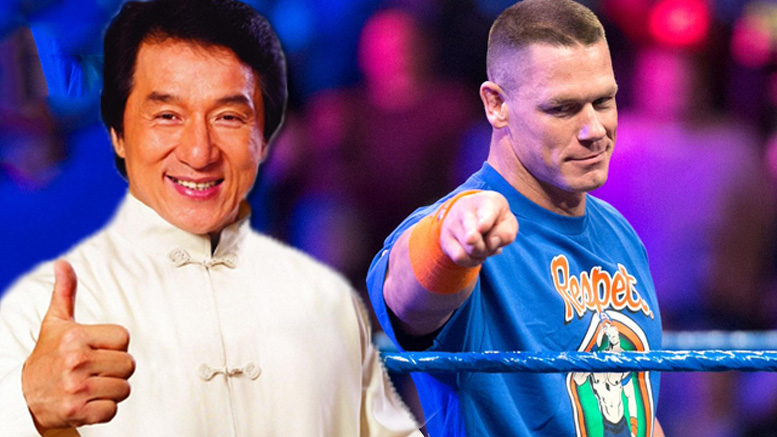 John Cena and Jackie Chan Team Up for Action-Thriller