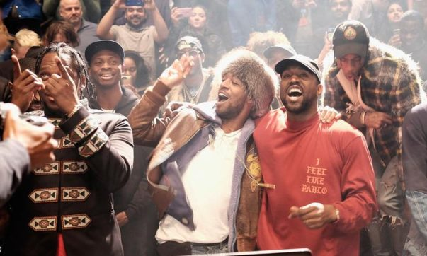 Kanye West Unveils Tracklist for Kid Cudi Joint Project, 'Kids See Ghost'