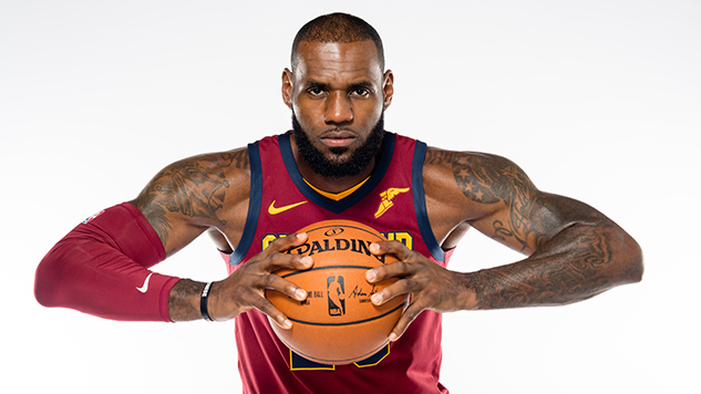 LeBron James Set to Produce HBO Sports Documentary