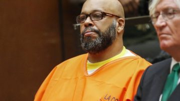Suge Knight Not Allow to Leave Jail to Attend Mother's Funeral