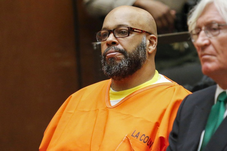 Suge Knight Not Allowed to Leave Jail to Attend Mother's Funeral