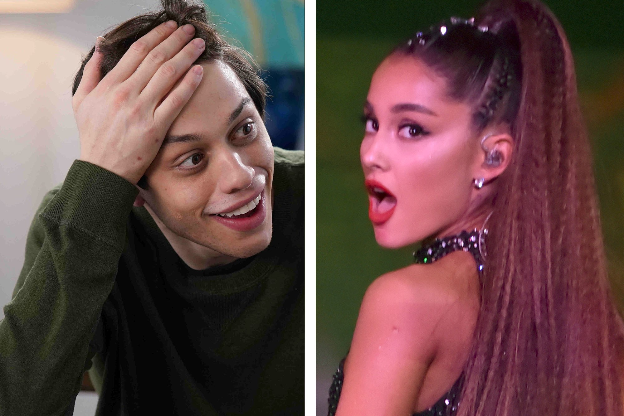 LOVE IS IN THE AIR: Ariana Grande and Pete Davidson are Engaged