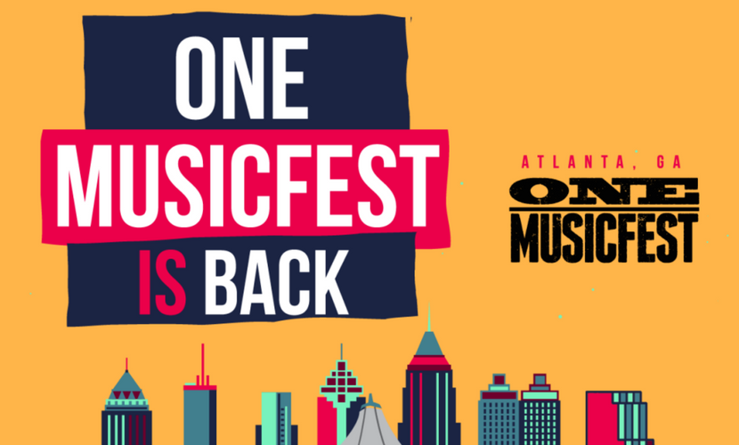Nas, Cardi B, Miguel, & More to Headline 2018 ONE Musicfest