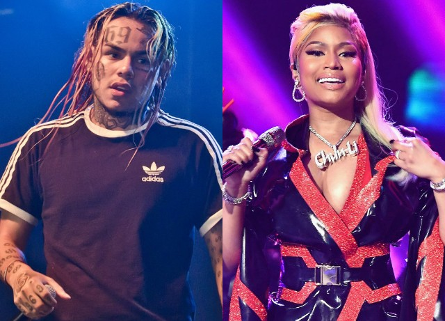 Is Nicki Minaj Featured On Tekashi 6ix9ine's Forthcoming Single, 'FEFE'?
