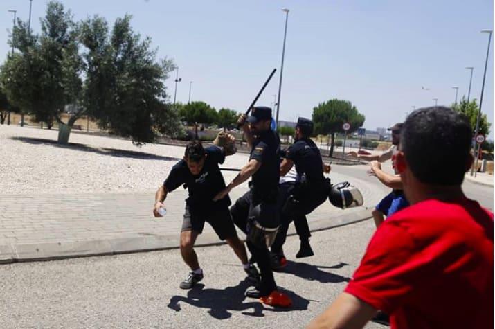 Amazon Labor Strike in Spain Ends in Violence