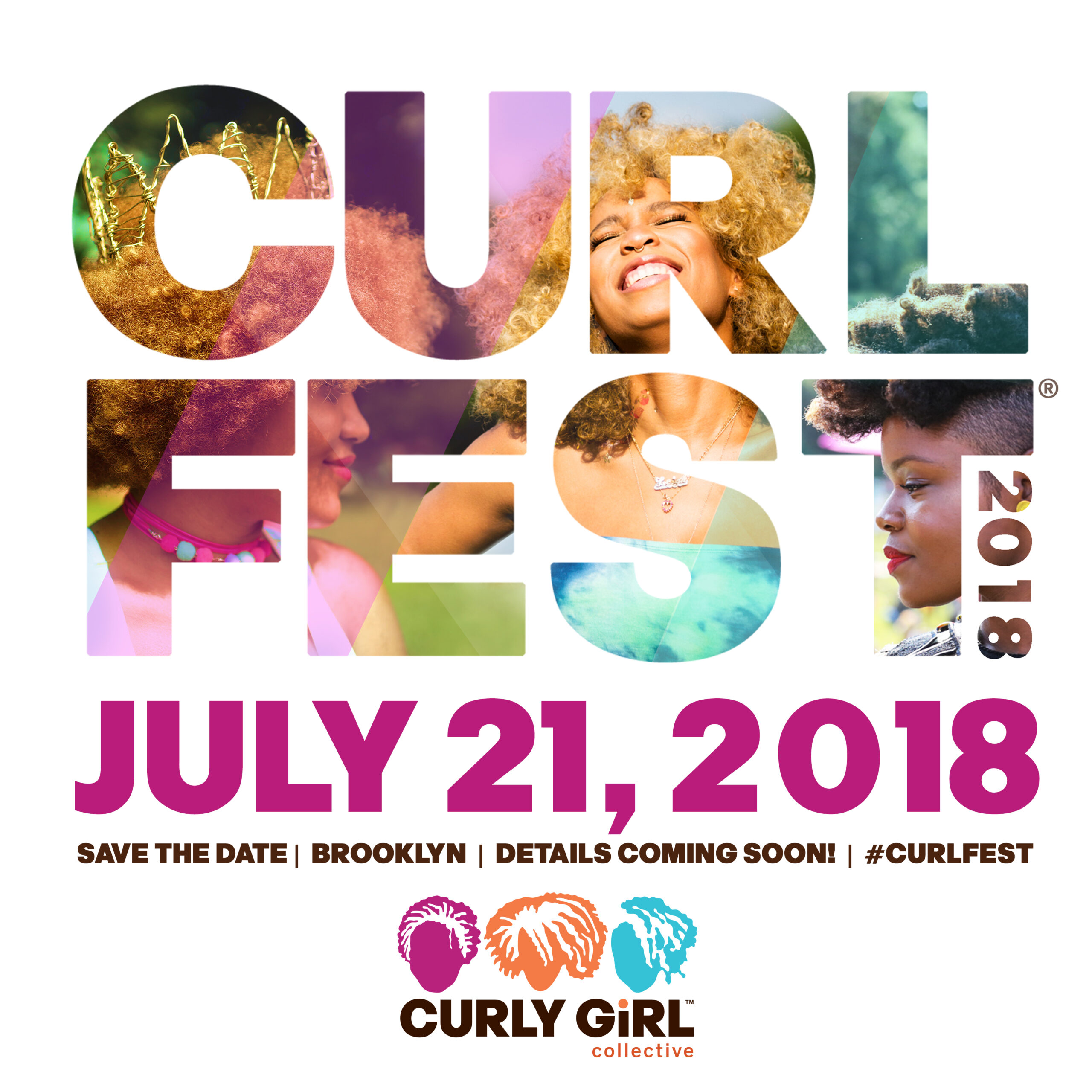 Celebrate Your Natural Beauty at the 2018 Curl Fest in Brooklyn