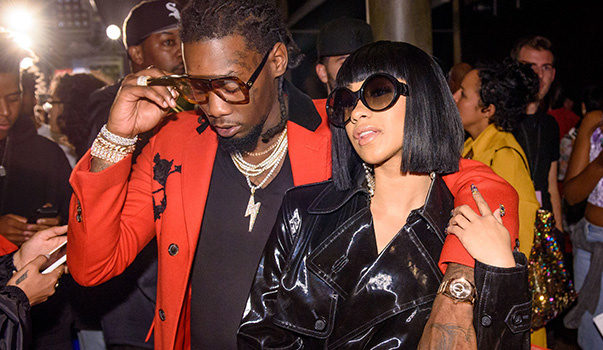 Cardi B Argues That Offset Was Targeted by 'Hip Hop Cops' in Gun Arrest