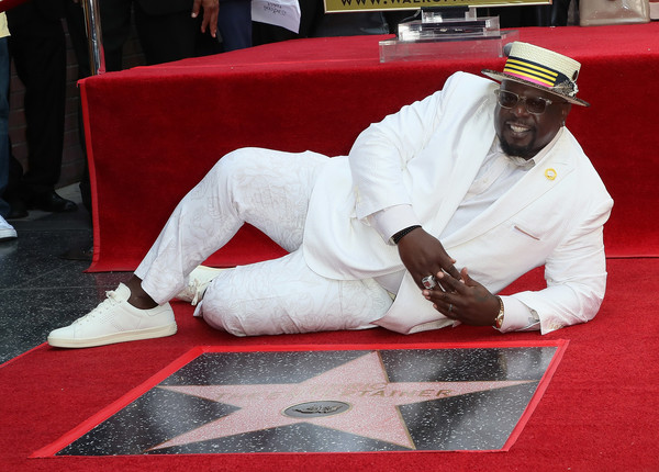 Cedric The Entertainer Receives Star on Hollywood Walk of Fame