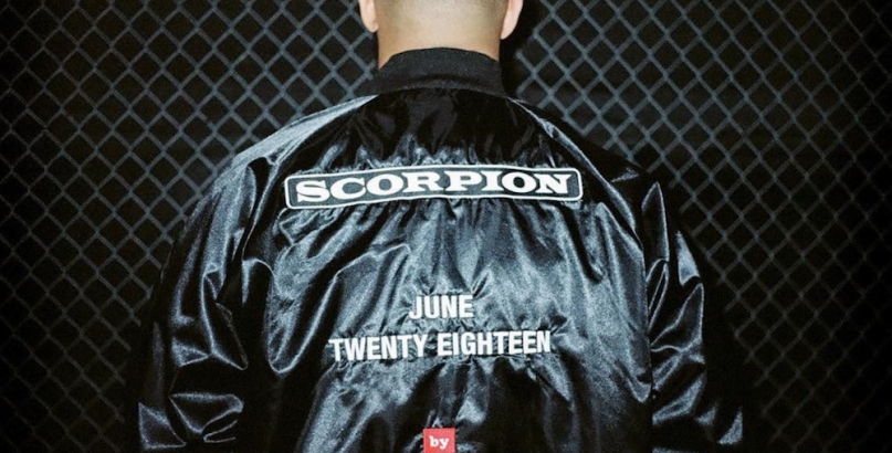 Drake's Scorpion is Projected to Move 920K Units