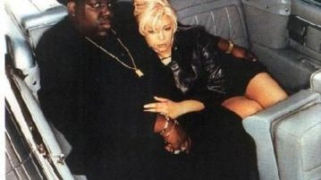 Faith Evans Admits to Tossing Biggie's Salad on 'Drink Champs'