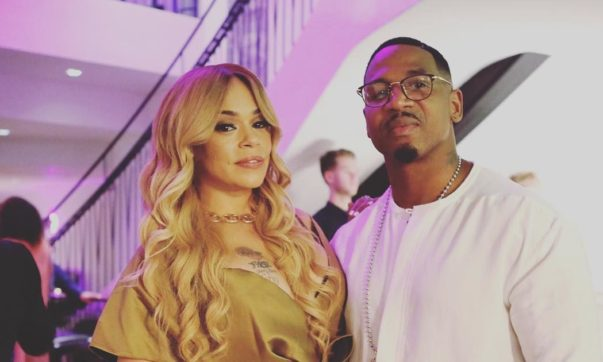 Faith Evans' Marriage License Excludes Biggie, She Insists it's a Court Error