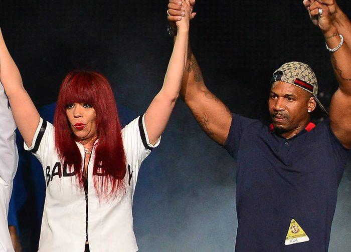 Joseline Hernandez Claims Faith Evans Black Both of Stevie J's Eyes