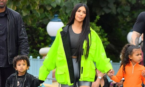 Kim Kardashian Explains Why She Doesn't Want to Spoil Her Kids