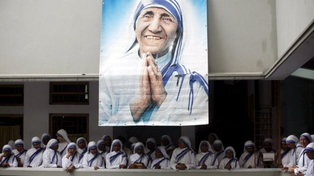 Mother Teresa's Indian Charity Under Investigation for Selling Babies