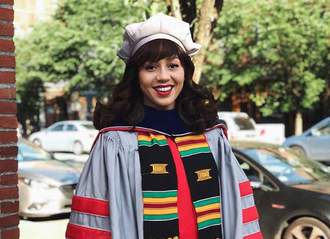 Mareena Robinson Snowden Becomes the First Black Woman to Earn her Ph.D in Nuclear Engineering From MIT