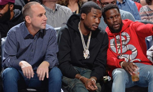 Sixers Co-owner Teases Meek Mill-Assisted Foundation