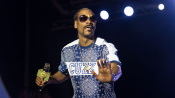 Snoop Dogg, Akon Perform at Jersey City's 4th of July Extravaganza