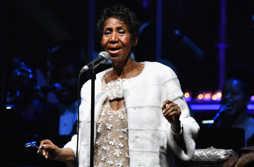 Aretha Franklin S Outfit Was Changed For Second Day Of