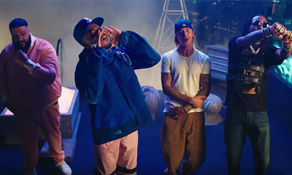 DJ Khaled's 'No Brainer' Debuts at No. 5 on Billboard Hot 100
