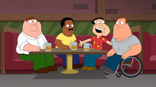 FOX is Reportedly Developing a 'Family Guy' Live-Action Film