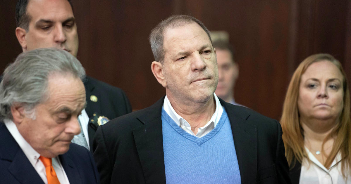 Harvey Weinstein Wants Rape Cases Dismissed Because of 40 Emails That Allegedly Prove his Innocence