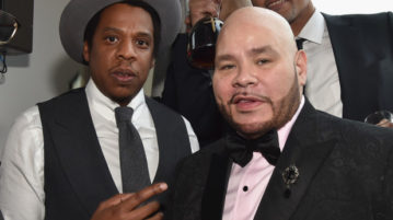 JAY-Z Gifts Fat Joe $60,000 Worth of Champagne for his 48th Birthday