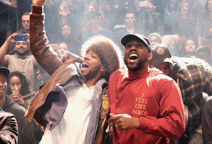 Kanye West, Kid Cudi to Headline Tyler The Creator's 'Camp Flog Gnaw' Carnival