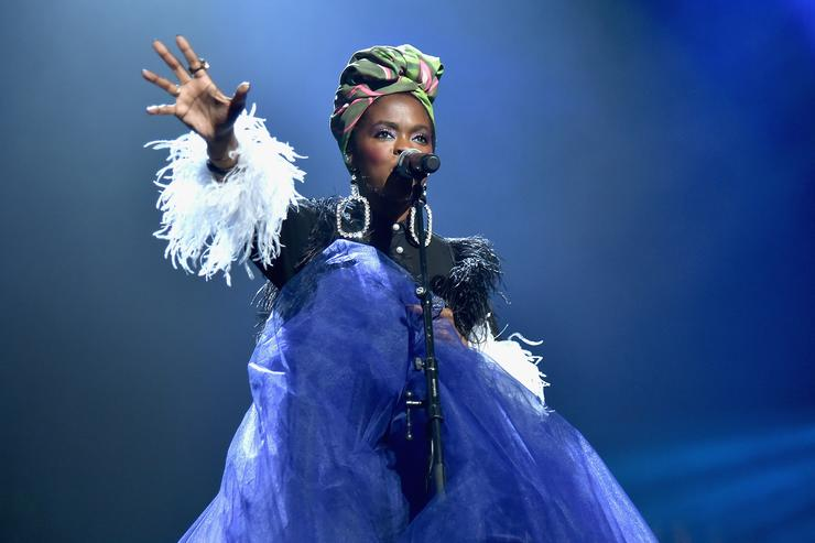 Lauryn Hill Says Her Label Never Asked Her How to Help in Creating Another Album