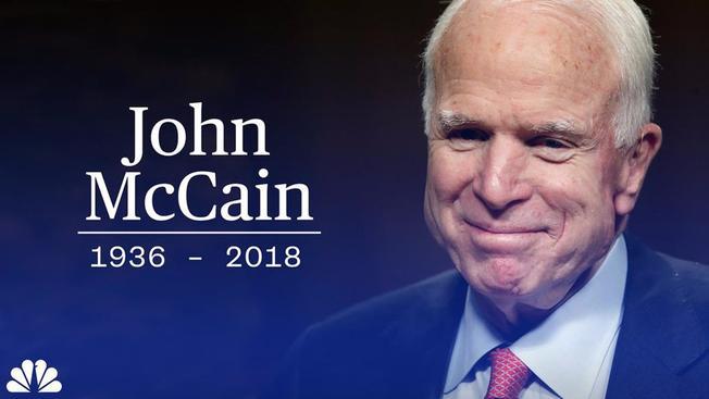 John McCain, Former Presidential Contender, Dies at 81
