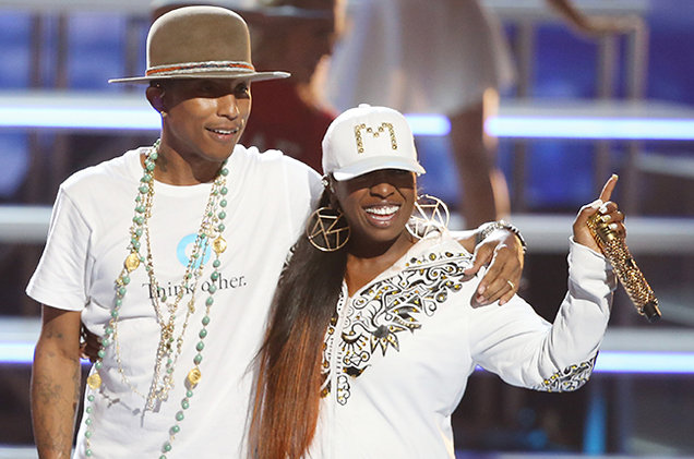 Pharrell Williams to Host Yellow Ball Charity, Performance by Missy Elliott