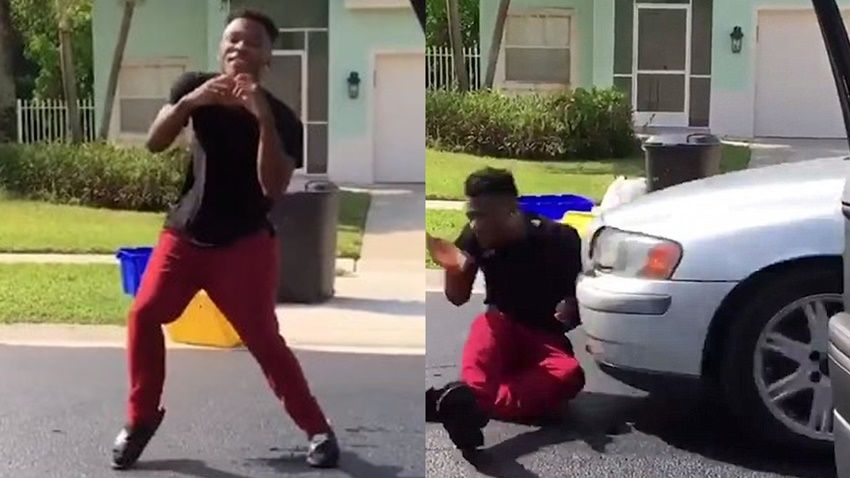 Police Threaten Criminal Charges if Caught Doing Viral #DoTheShiggy Dance