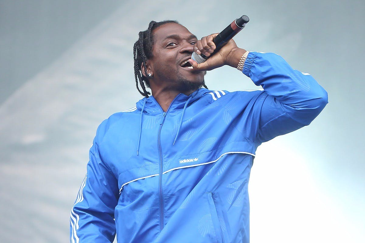 Pusha-T Reveals Kanye West and Neptunes Are Set to Produce His Upcoming Album