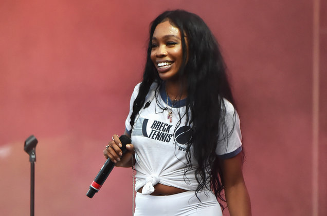SZA Shares Story About Getting Fired From Retail Job for 'Weed Brownie Conspiracy'