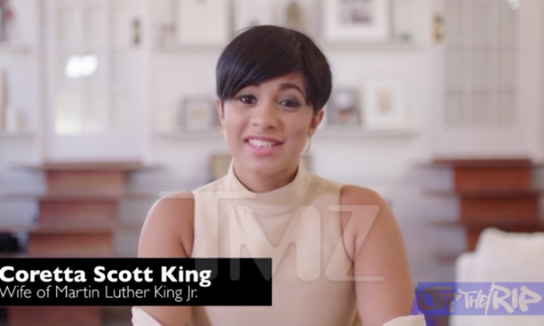Cardi B Portrays Coretta Scott King in 'Real Housewives of the Civil Rights Movement' Parody