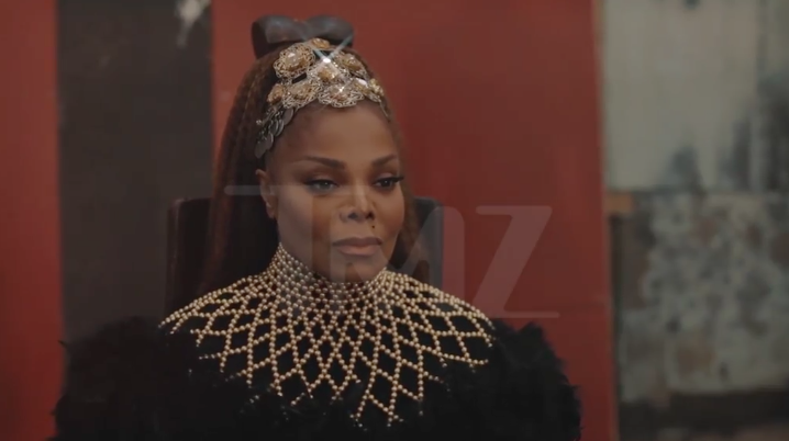 Janet Jackson Celebrates Michael Jackson's 60th Birthday With 'Remember The Time'-Inspired Video