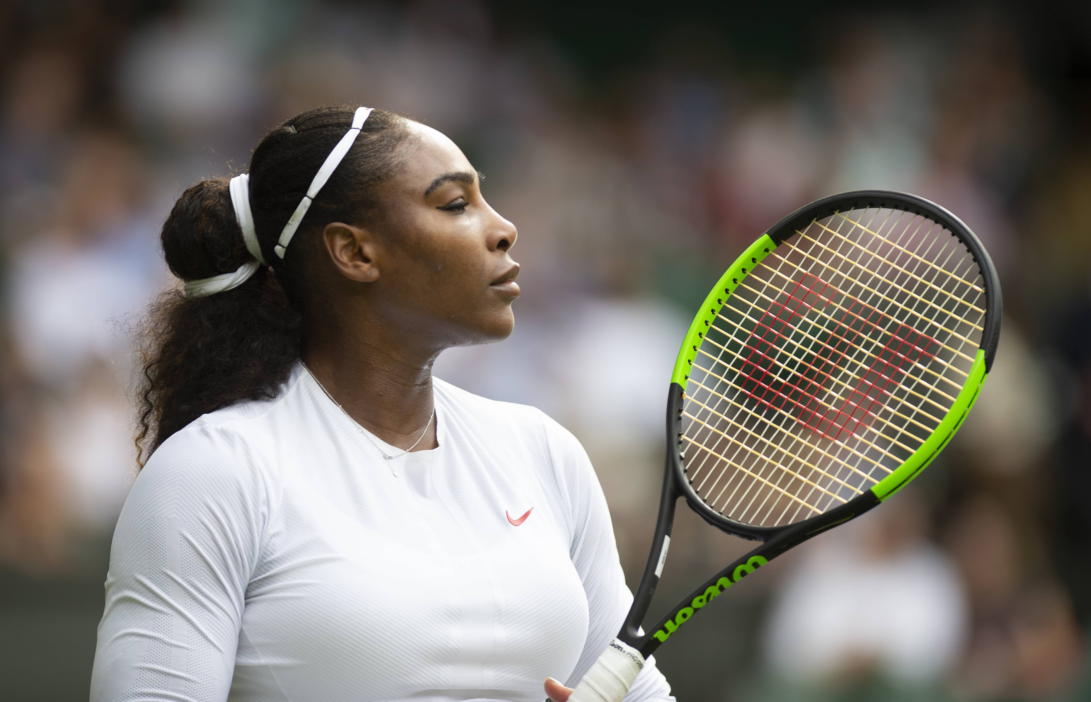Serena Williams Says Postpartum Emotions Contributed in Historic Tennis Loss