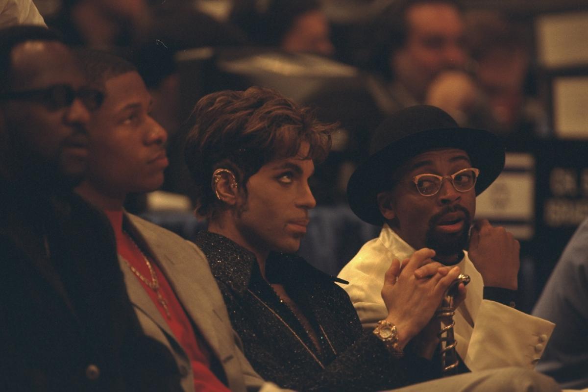 Spike Lee Acquires Rare Prince Song for 'BlacKkKlansman'