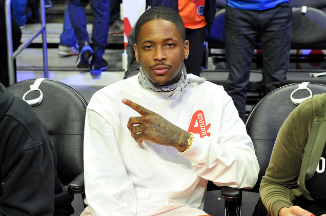 YG Kicked Off American Airlines Flight After Allegedly Being Intoxicated, he Says it's Racism