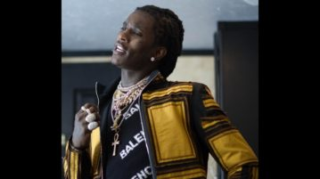 Young Thug Reportedly Paid $200K Bail for his Crew Following Arrest