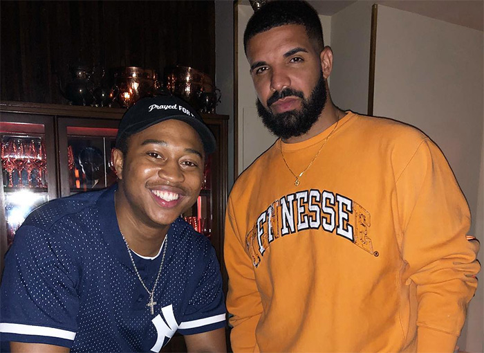 #TwoBeesTV: Shiggy Says Drake Gave him Advice After he was Exposed on Instagram