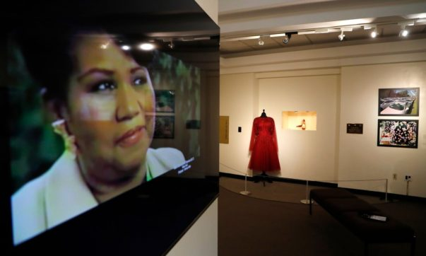 Aretha Franklin Exhibit to Open at Detroit Museum