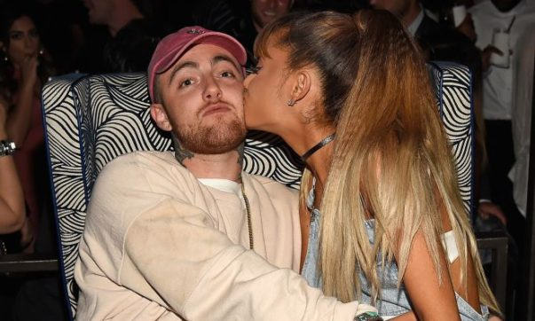 Ariana Grande Continues to Remember her Ex Mac Miller