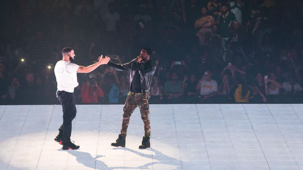 Drake Brings Out Meek Mill Again to Perform in Philadelphia