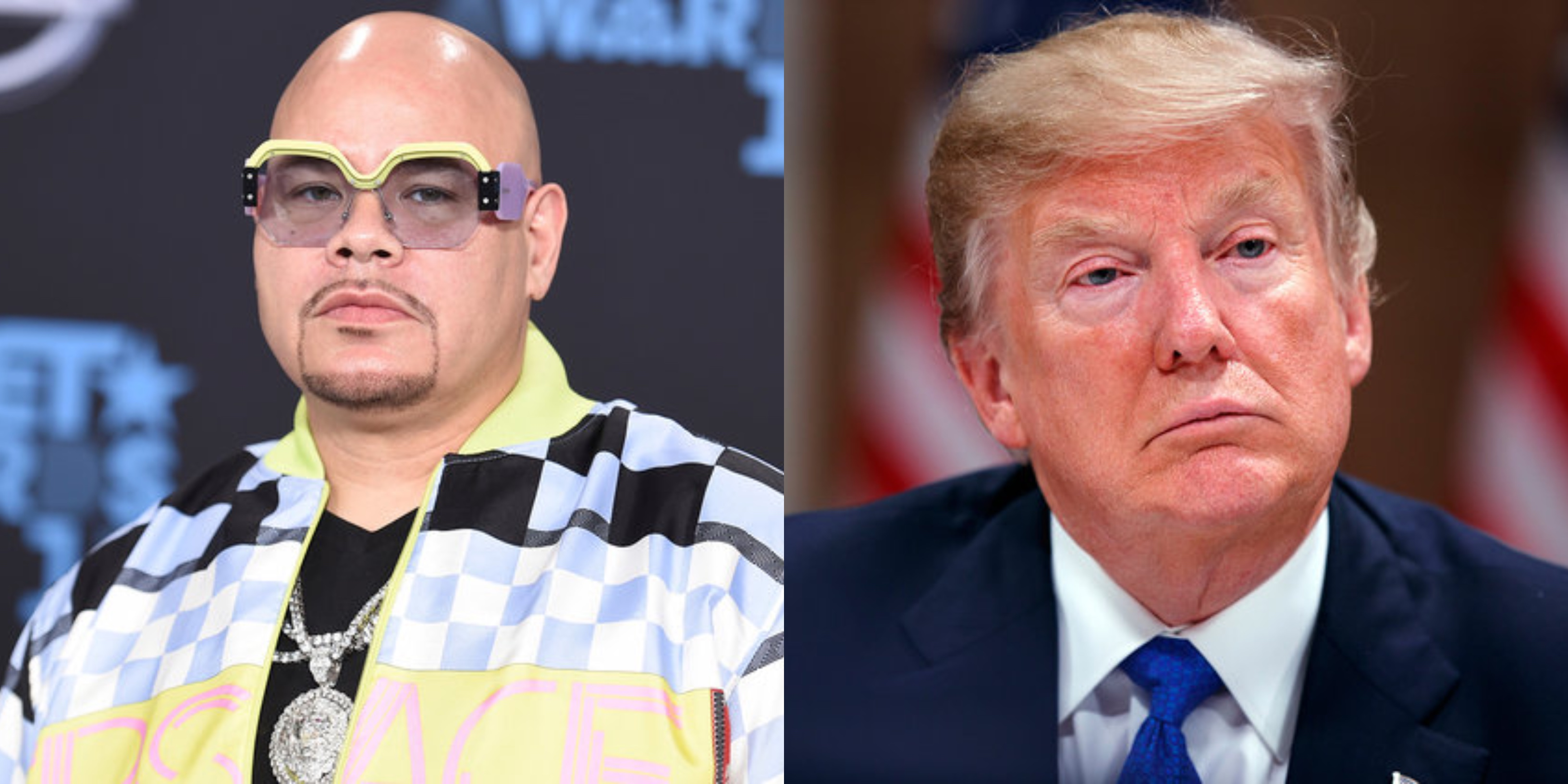 Fat Joe Says President Trump is 'Delusional' for Claims About Hurricane Relief in Puerto Rico