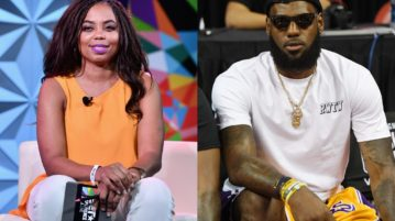 Jemele Hill to Narrate LeBron James' New Documentary 'Shut Up and Dribble'