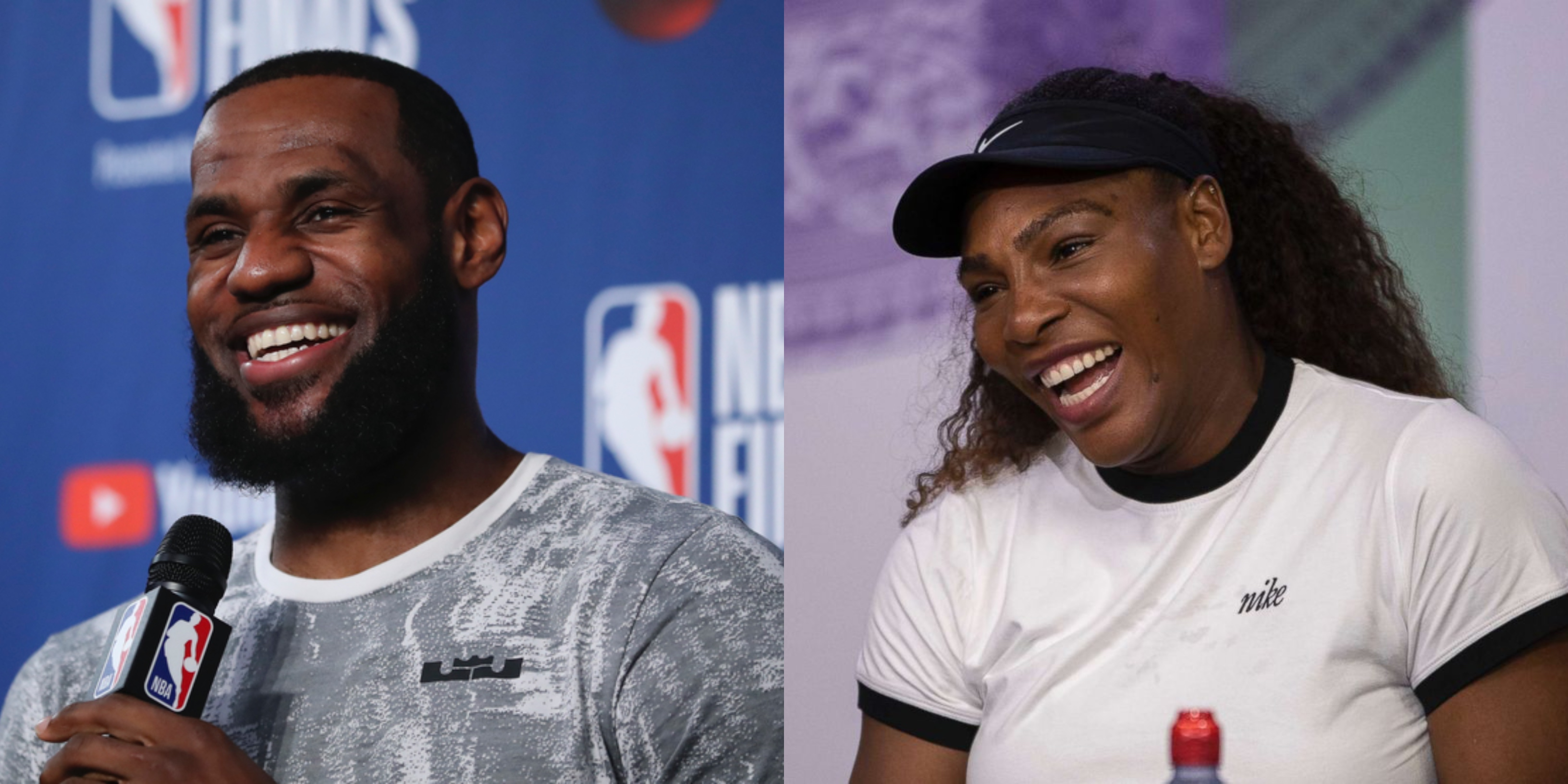 LeBron James, Serena Williams Share Their Support for Nike's 'Just Do It' Ad Campaign