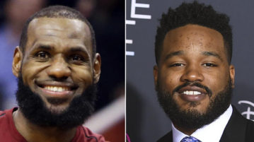 LeBron James is Reportedly Teaming Up With Ryan Coogler for 'Space Jam 2'